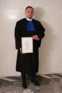 Radca prawny Tomasz Berezowski