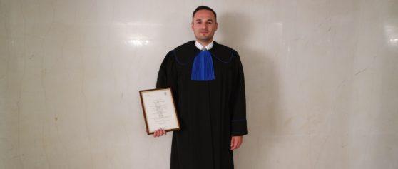 Tomasz Berezowski – nowy radca w Alege